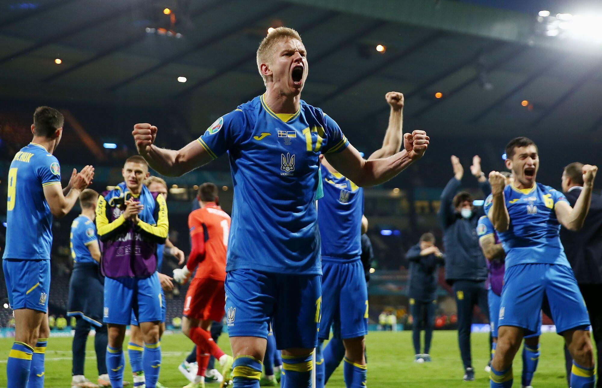 Швеція Україна
