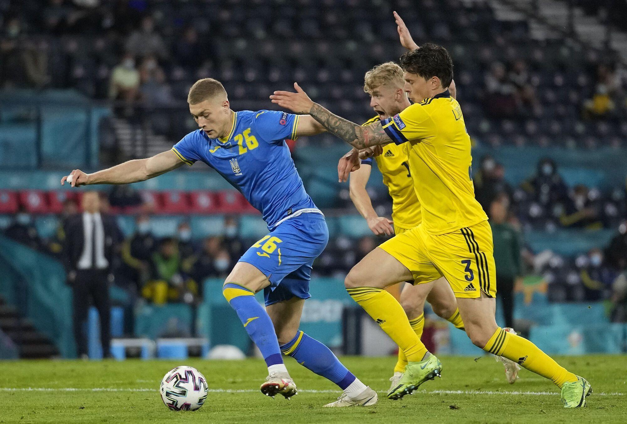Артем Довбік забив переможний гол
