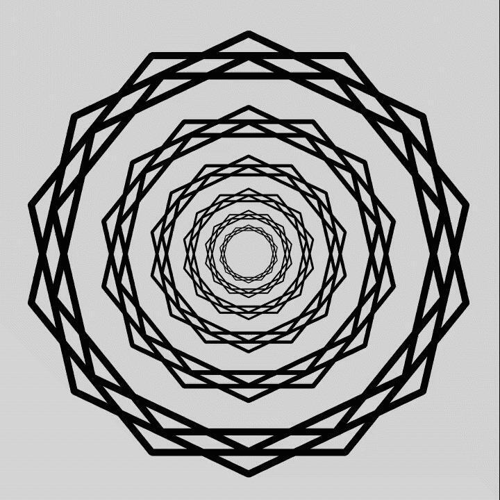 """Иллюзия """"Мерцающая вспышка звезды"""" подчеркнула конструктивную природу восприятия"""