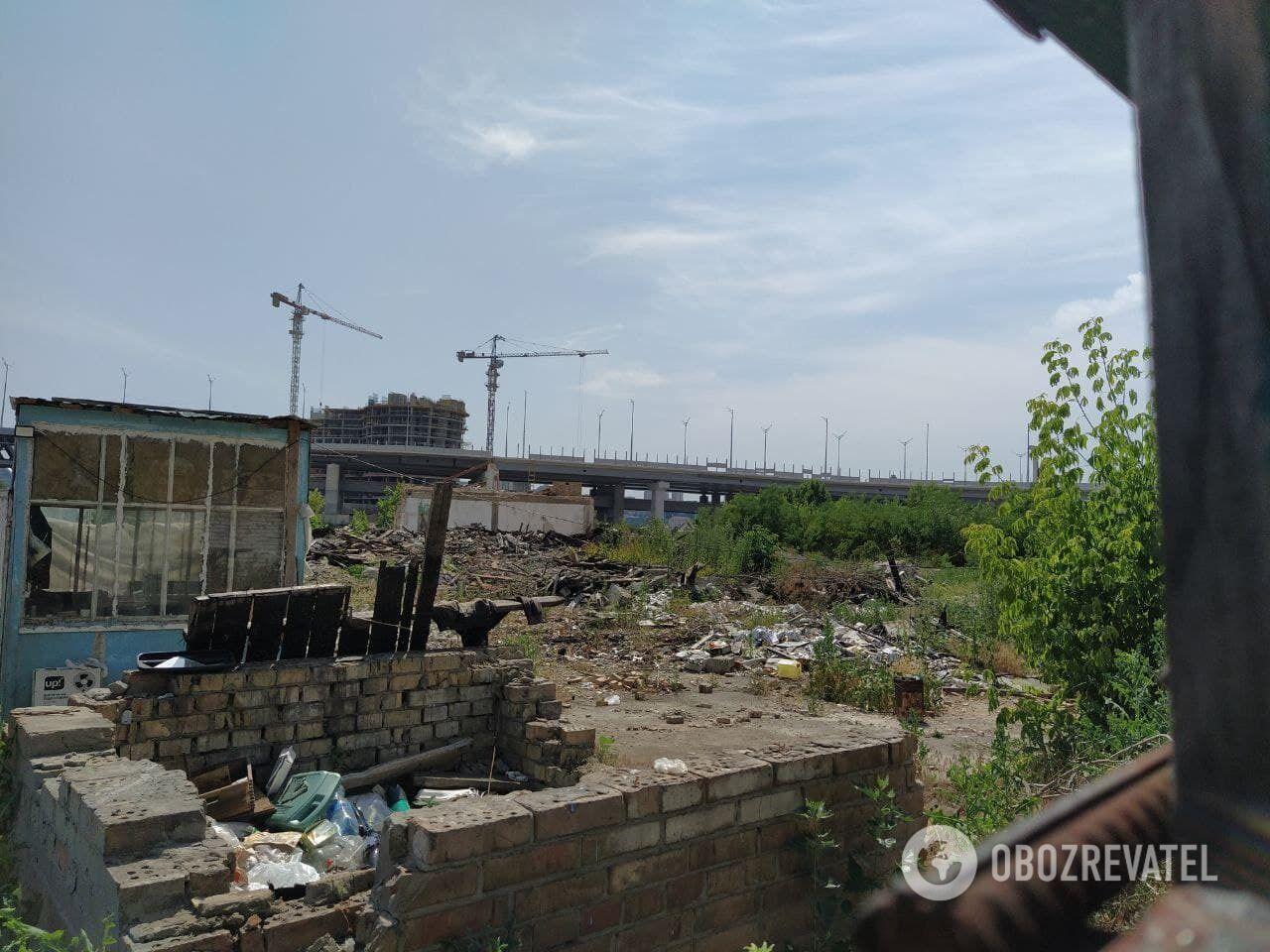 Будівництво ЖК OASIS на Рибальському острові в Києві хочуть субсидувати коштом київської громади. Червень 2021 року