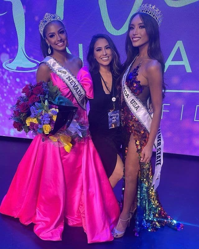 Победительница конкурса красоты Каталуна Энрикес