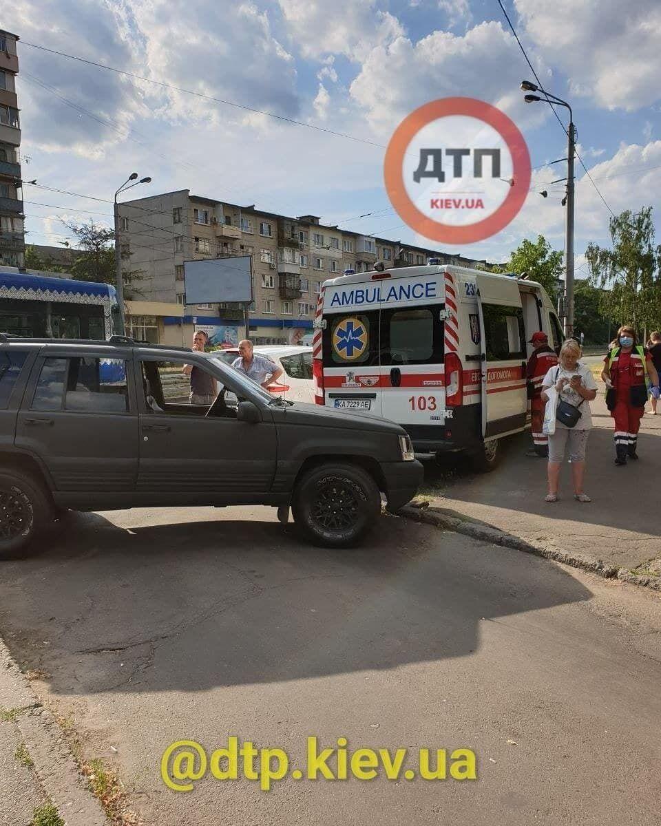 Telegram / dtp.kiev.ua
