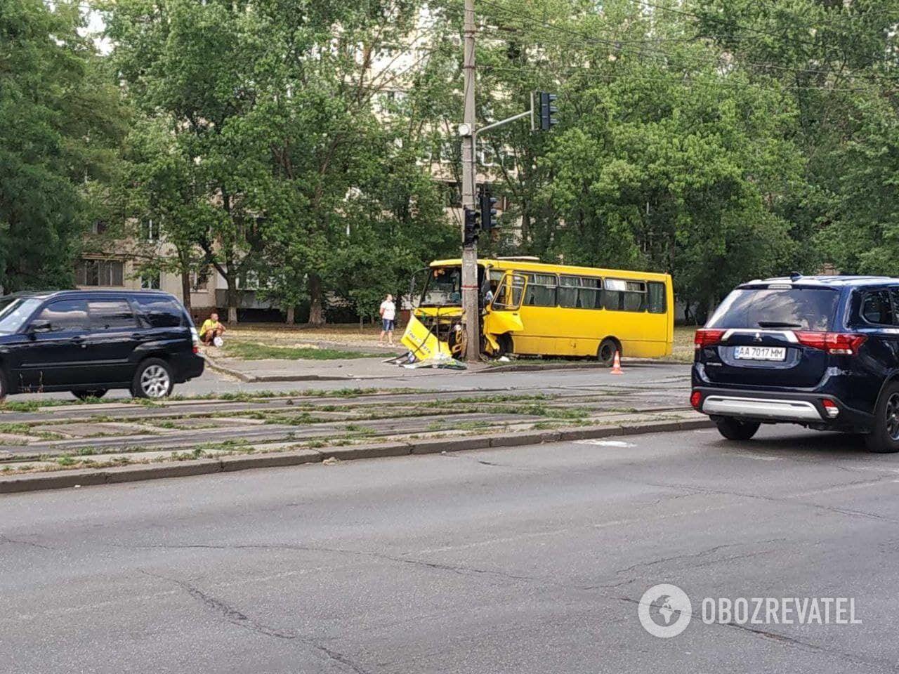 ДТП в Києві 30 червня