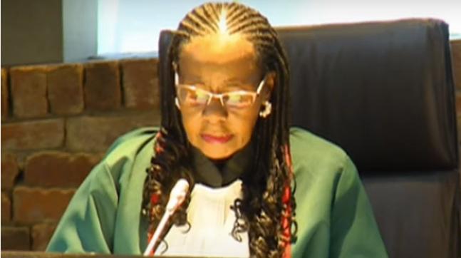 Судья Конституционного суда ЮАР