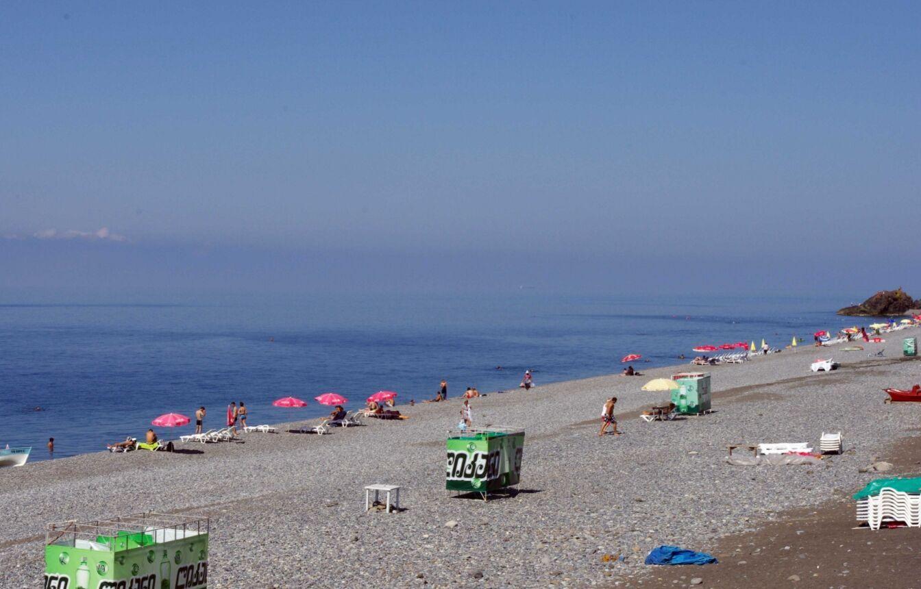 Цихисдзірі – це найнепопулярніший курорт серед усіх чорноморських.