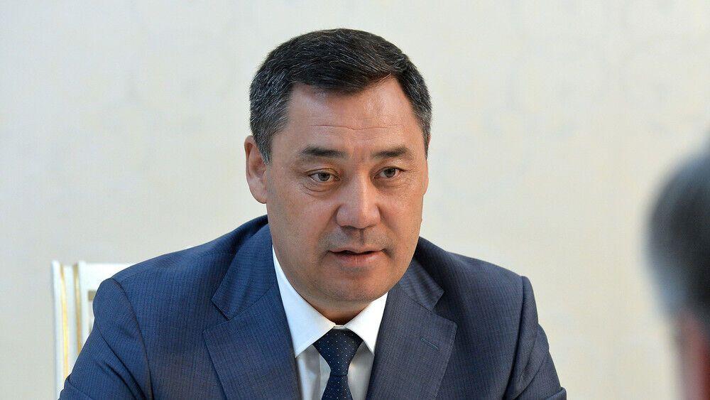 Садир Жапаров