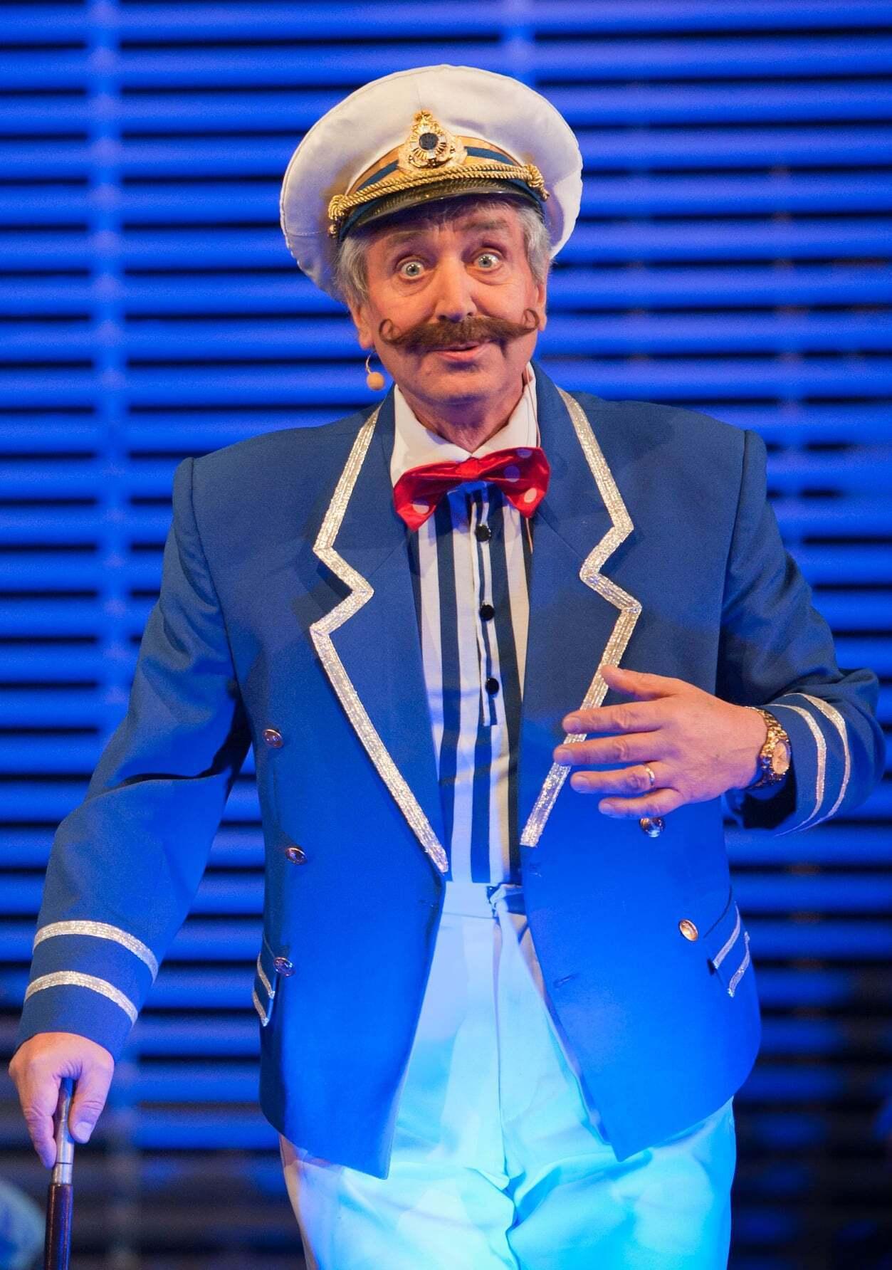 Актор працював у театрі більш ніж 40 років