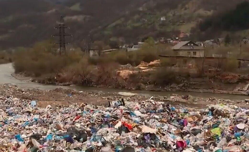 Забруднення Тиси