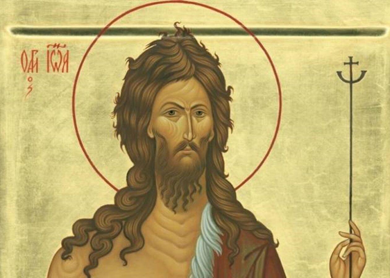 Іоанн був найближчим попередником Ісуса Христа