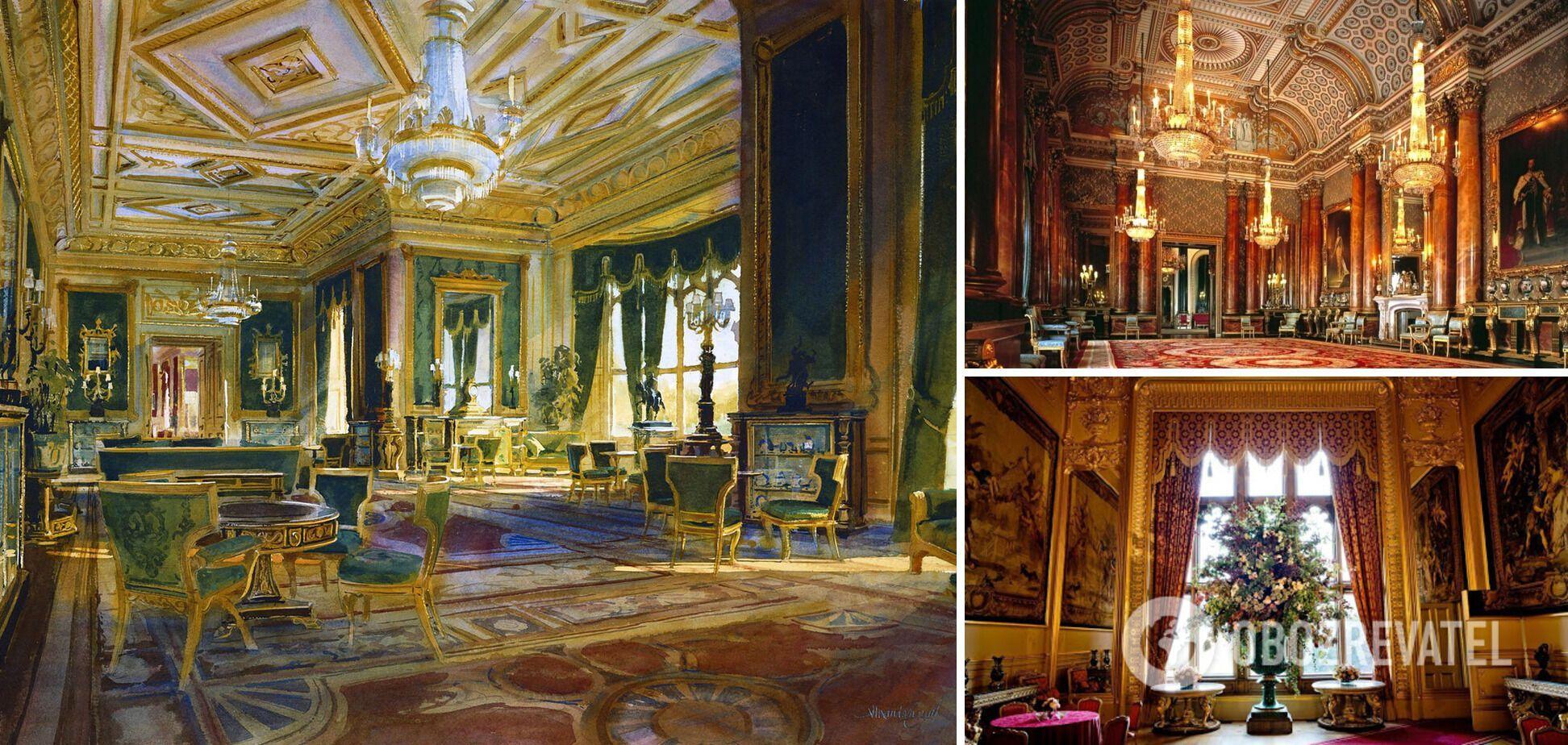 Віндзорський палац для королеви слугує заміським будинком