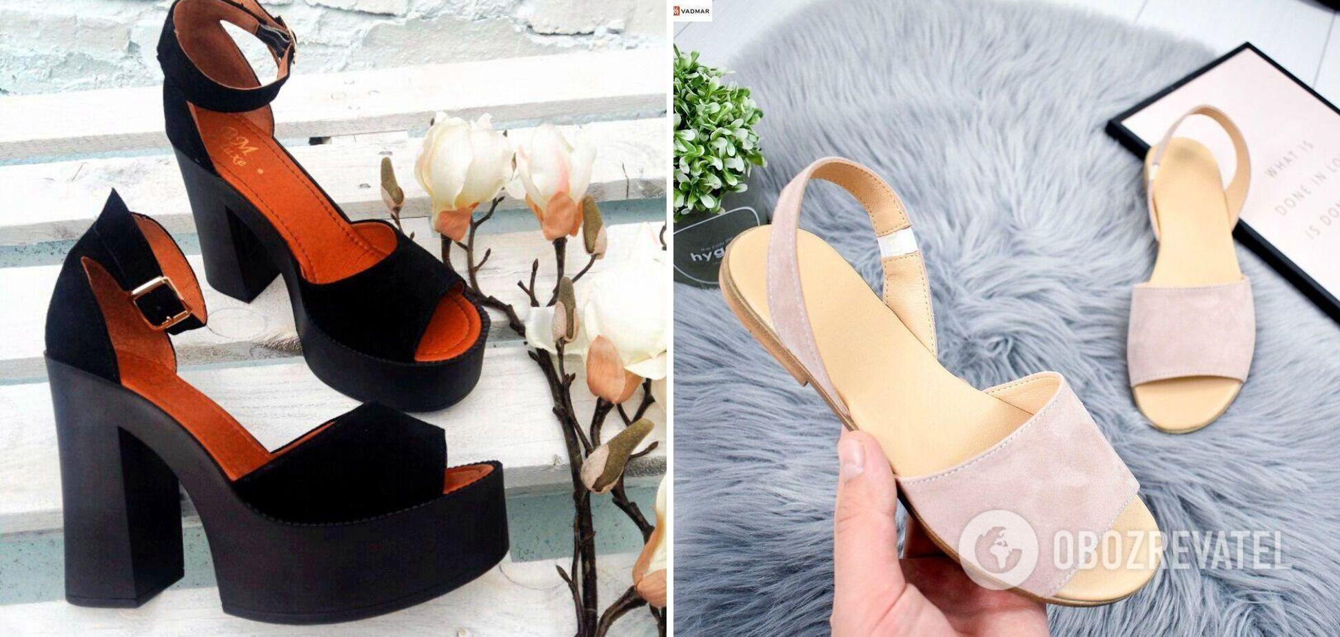 У цьому сезоні актуальні прості моделі взуття, в яких вам буде легко і комфортно