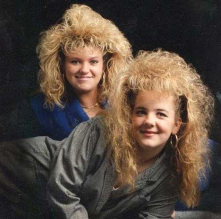 """Кудрявий """"бум"""" на голові - тренд 80-х"""