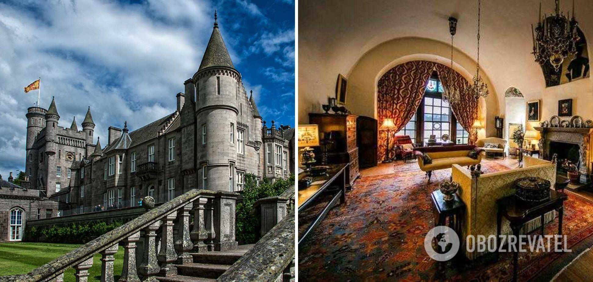 У приватному маєтку Балморал королева проводить кілька тижнів наприкінці кожного літа
