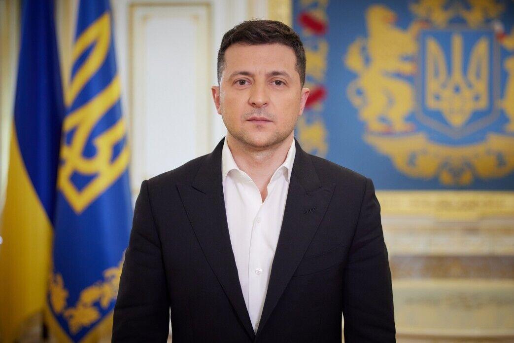 Глава украинского государства в новом обращении