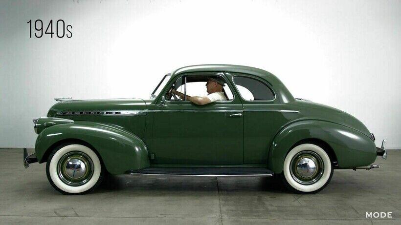 Chevrolet Master був найдорожчим автомобілем компанії