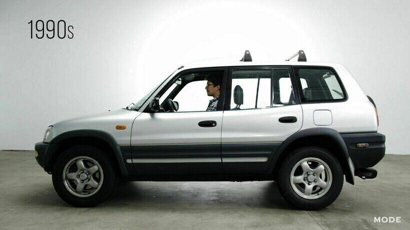 Toyota RAV4 створили на базі суперкара