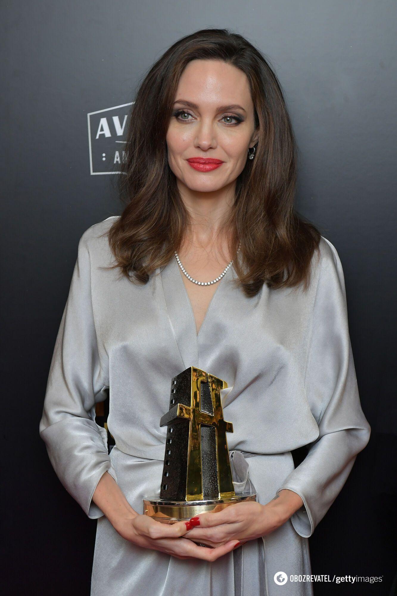 Анджелина Джоли на сегодняшний день