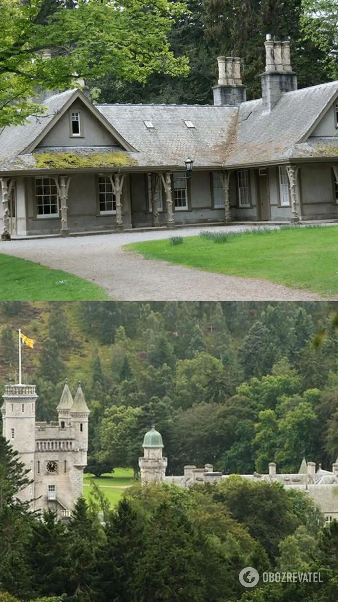 Принц Вільям і Кейт Міддлтон мають ще одну резиденцію на території маєтку Балморал у Шотландії