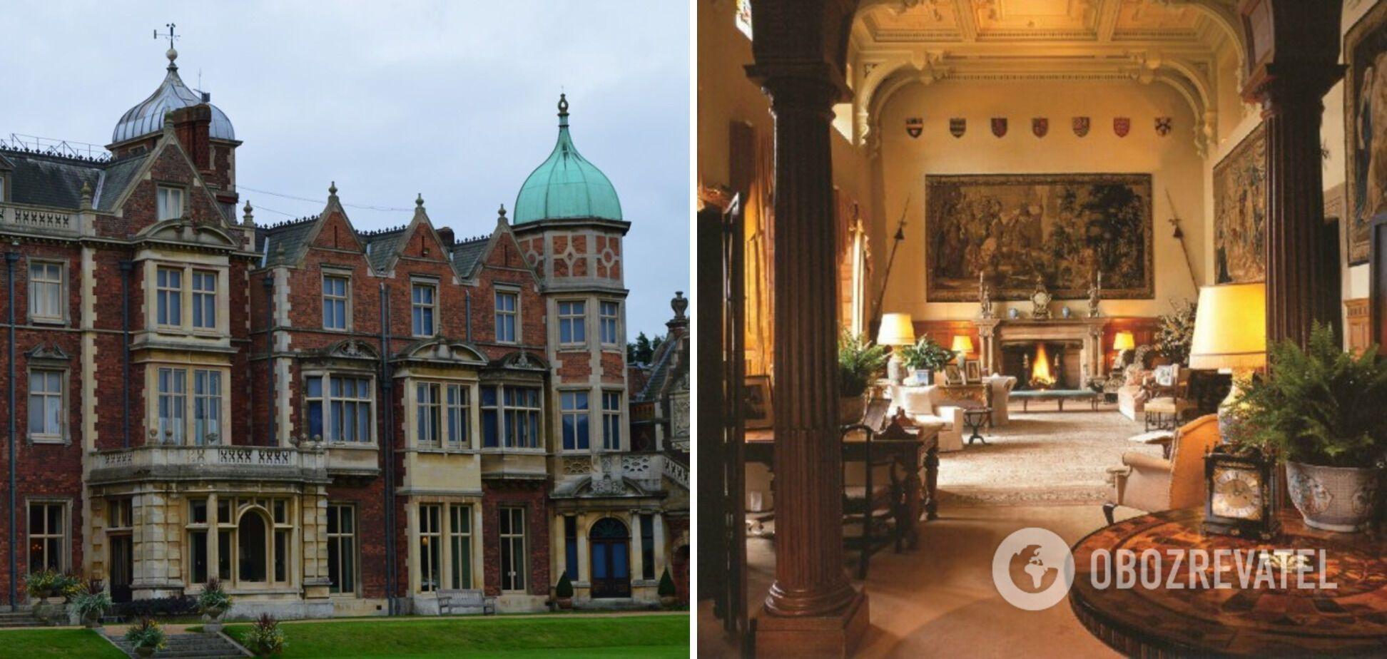 Сандрінгемський палац часто використовується для відпочинку під час свят