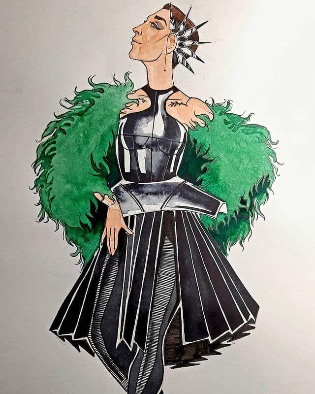 Образы Gо_А для Евровидения 2021 создавал известный стилист Дмитрий Курята