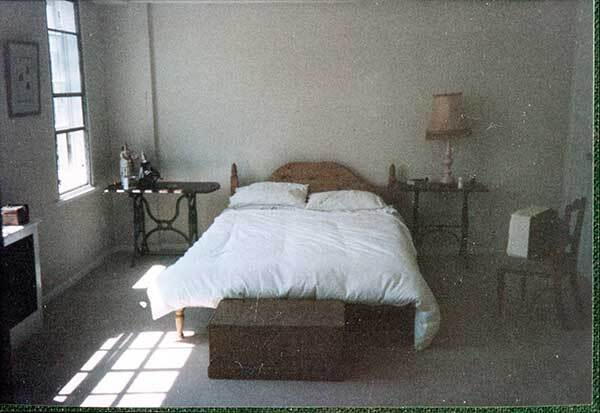 Як виглядала друга спальня.