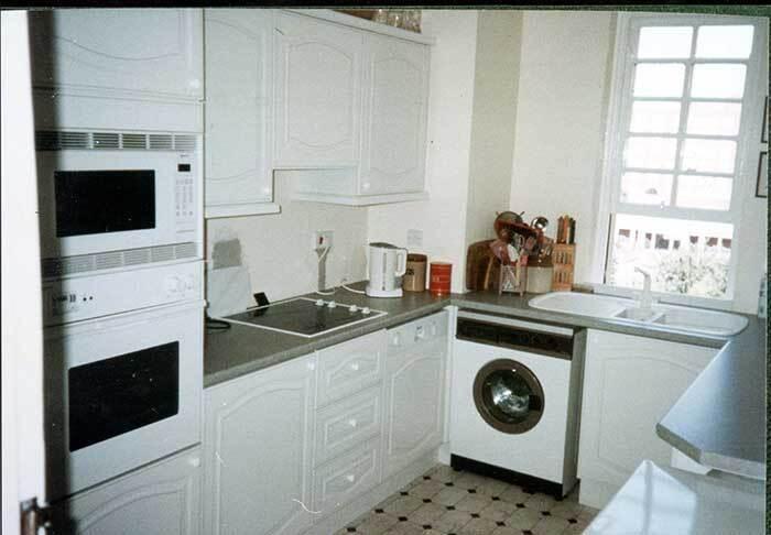 Як виглядала кухня.