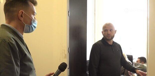 Сергей Витренко отказался комментировать ситуацию