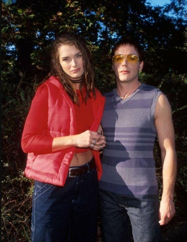 Таким модником был Роберт Дауни-младший в 1993 году
