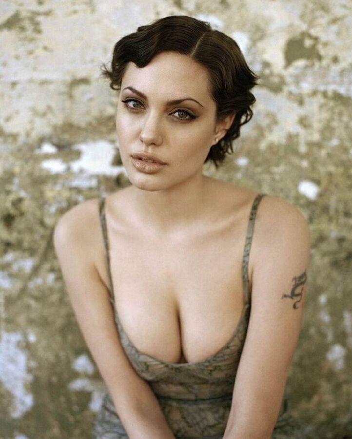 Анджелина Джоли только начинает делать себе имя, 1998 год