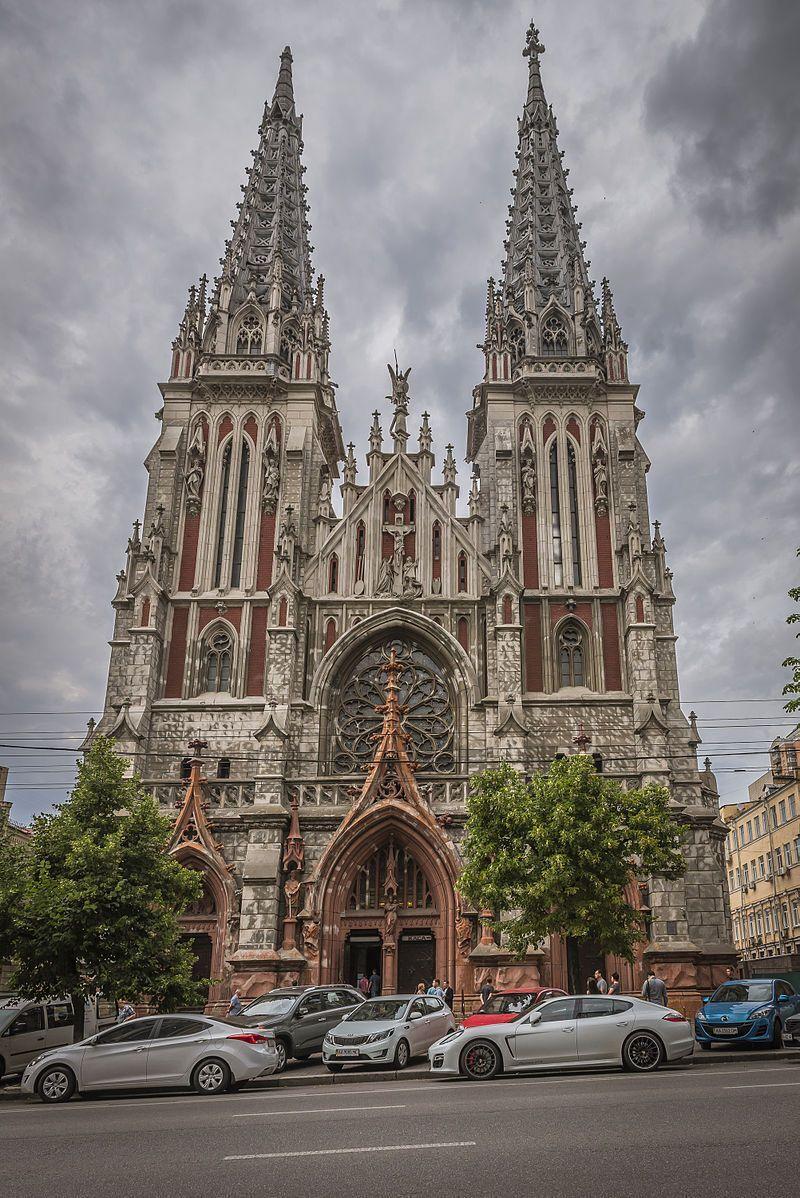 Костел Святого Николая.