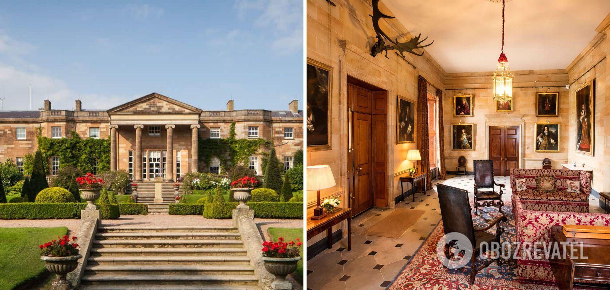 Палац Хіллсборо є офіційною резиденцією королеви під час її візитів до Північної Ірландії