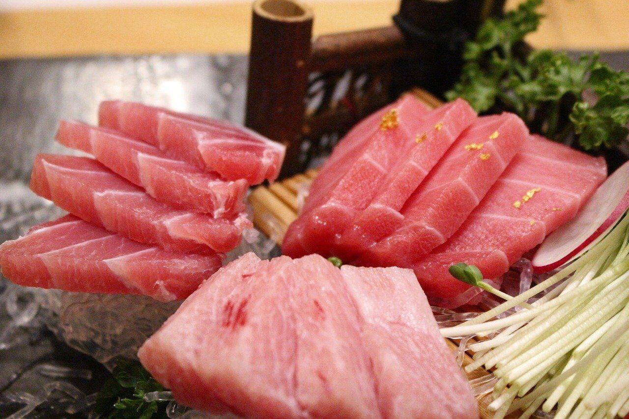 В 100 граммах рыбы содержится 0,0015 г железа