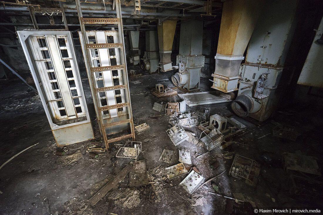 """""""Чернобыль-2"""". Осколок Холодной войны"""