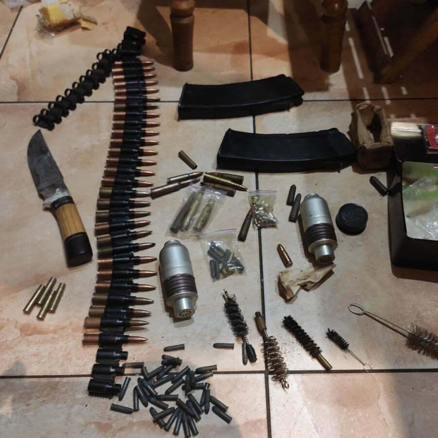 Охоронця київського ТРЦ викрили в збуті та зберіганні зброї та боєприпасів