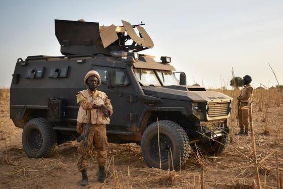 У Буркіна-Фасо стався теракт