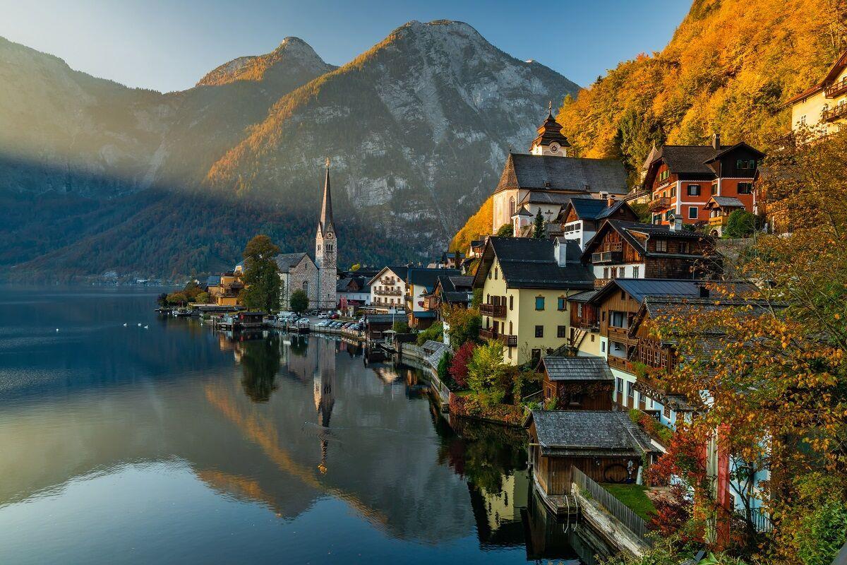 Второе место заняла Австрия в рейтинге лучших стран с чистейшим морем