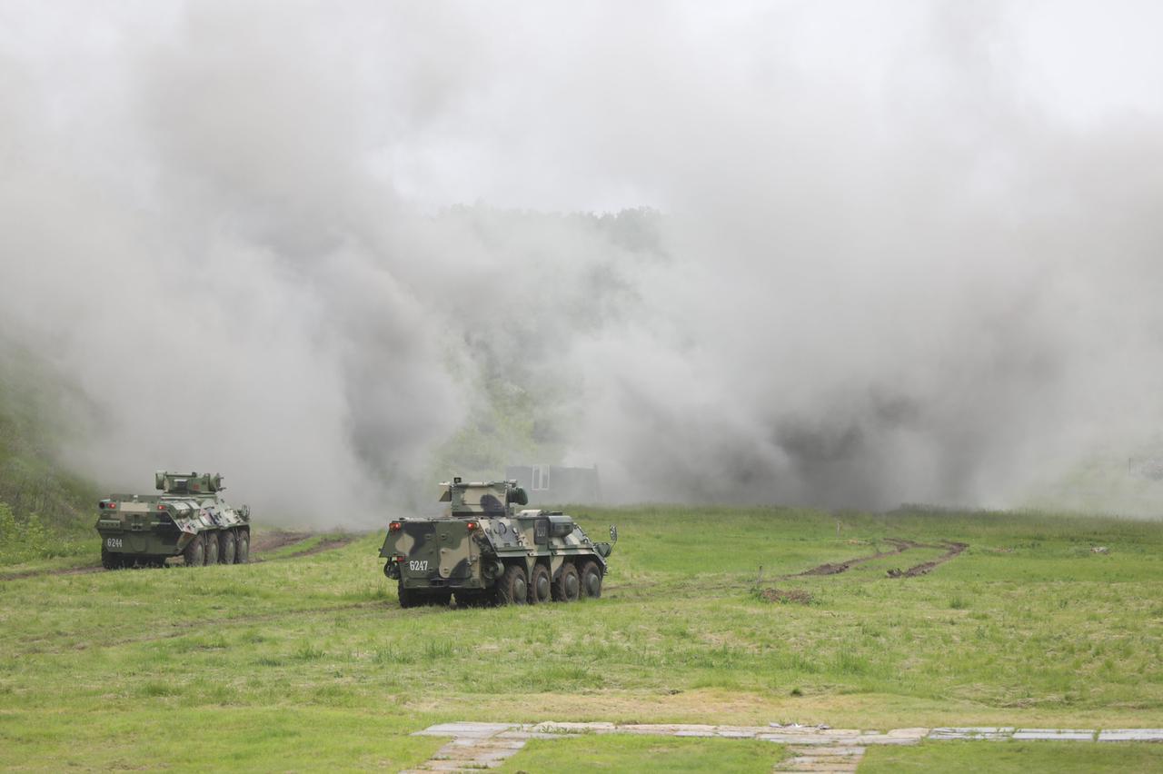 Аваков заявив, що підрозділи МВС можуть відповісти на можливу агресію високим ступенем готовності
