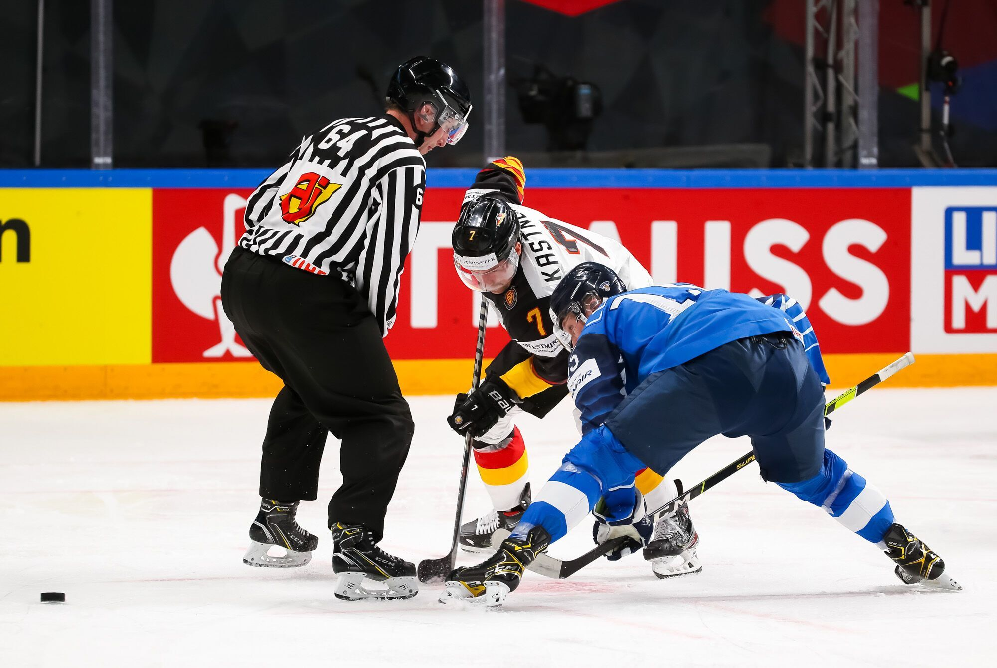 Финляндия обыграла Германию в полуфинале.
