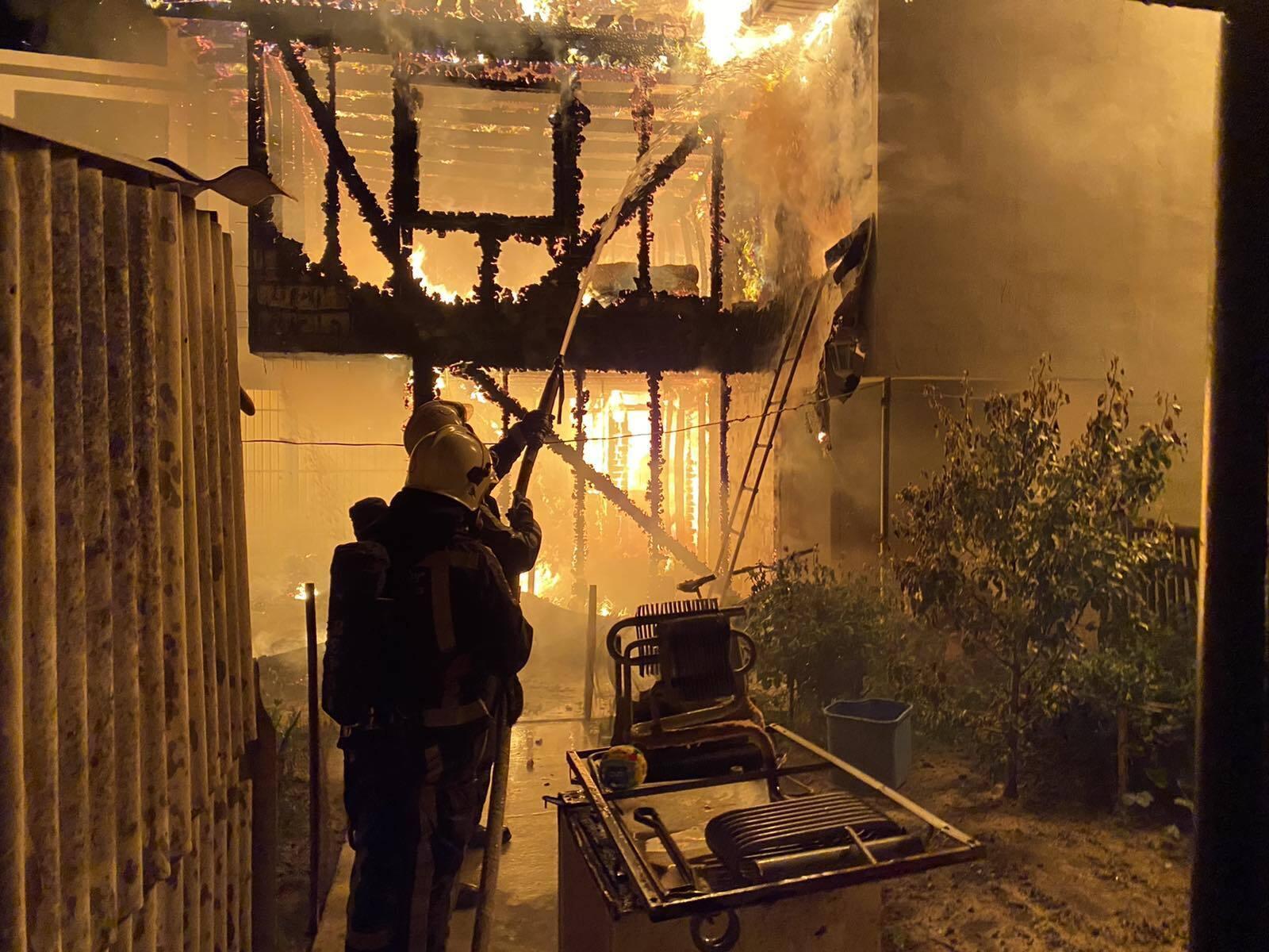 На Київщині пожежа забрала життя дитини.