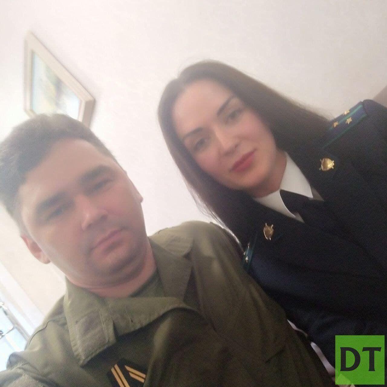 "Представители ""прокуратуры ЛНР"""