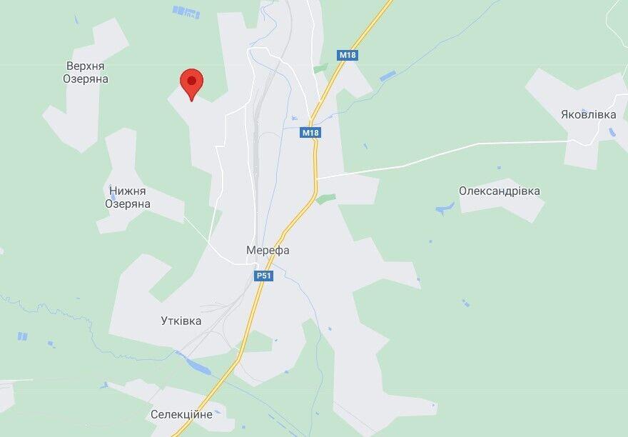 ЧП произошло в доме по ул. Сухоярская, 101 в Мерефе