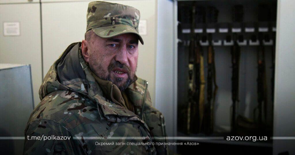 Старший лейтенант Олександр Павлюк із позивним Чак