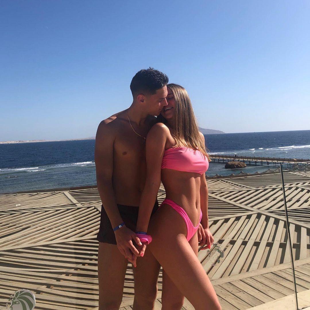 Лиза Передняя и Георгий Судаков