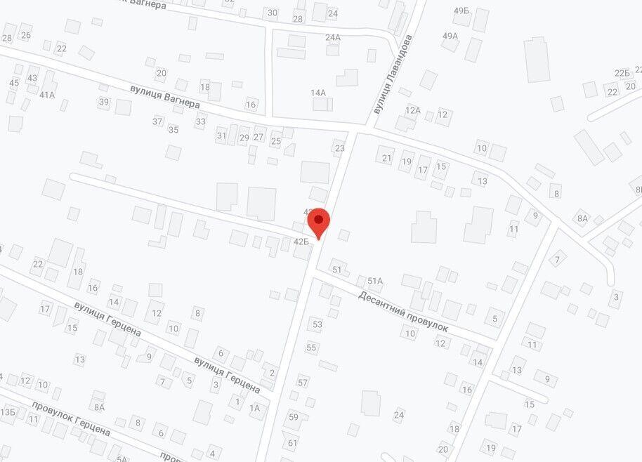 Вбивство трапилося по вулиці Лавандовій у Новокодацькому районі Дніпра