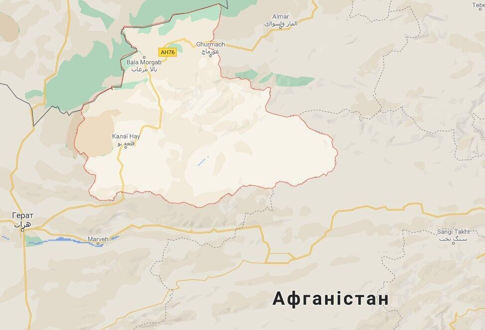 Трагедія трапилася в гірській провінції Багдіс