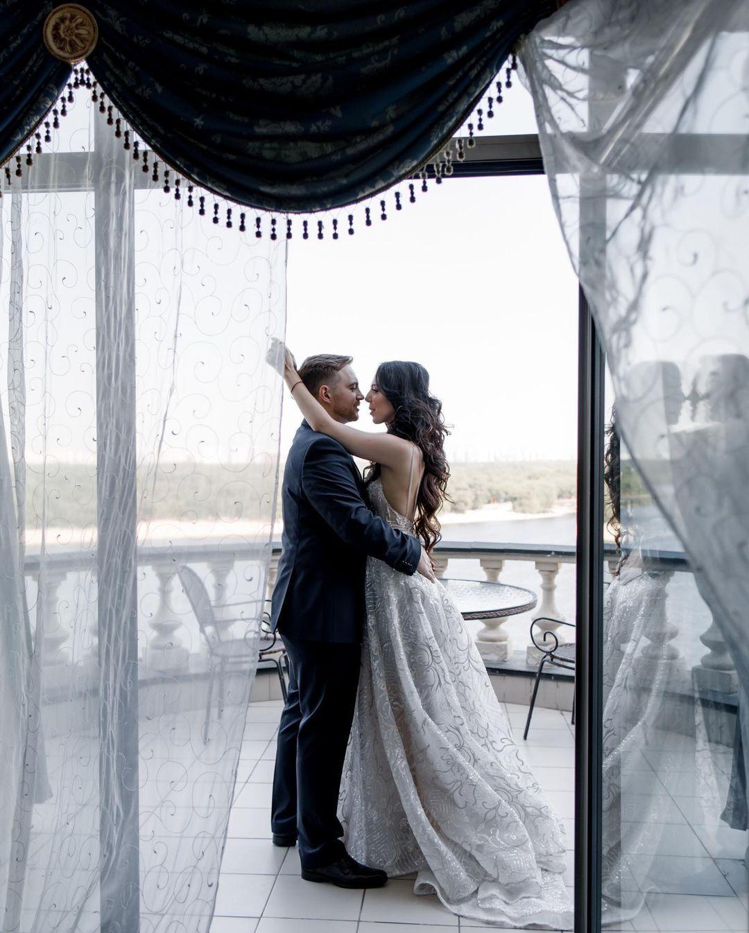 Свадьба Сони Кей и Олега Петрова