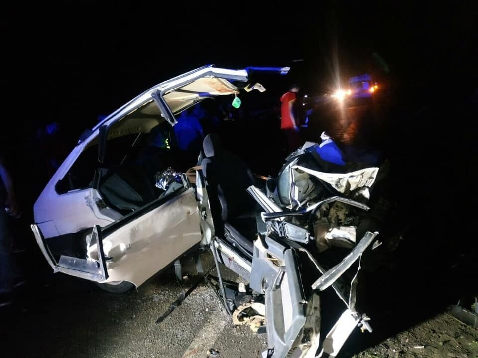 На Львовщине столкнулись два авто: есть жертвы и много раненых