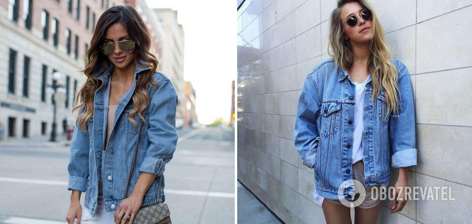 Класична джинсова куртка популярна багато років