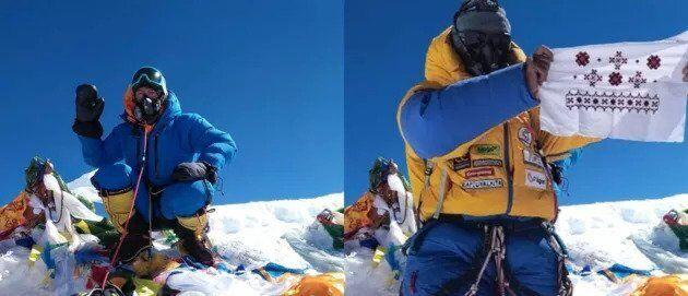 Мохнацкая заявила, что покорила Эверест