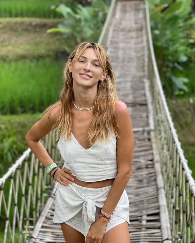 Украинская певица Татьяна Решетняк (TAYANNA)